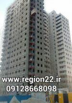 پروژه آتش نشانی مروارید شهر