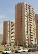 رهن اپارتمان برج احرار  ۱۳۰ متر ۳ خواب