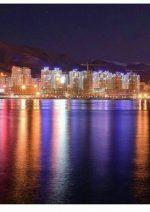 برج پارسیا  شمال دریاچه چیتگر